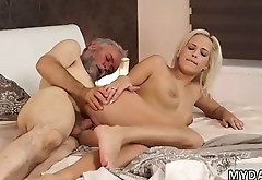 Old mature fucks pal'_ comrade first time Surprise your girlassociate