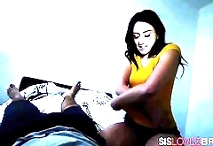 Mandy Muse keeps coming back for brother'_s dick! OMG