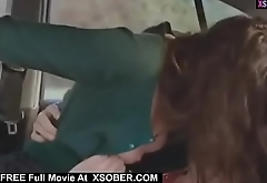 Explicit Movie Sex Scenes - couple fuck inside a car