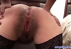 Mature with hairy pussy... Directed by Roby Bianchi