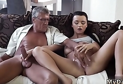 Old guy slave What would you choose - computer or your girlcompeer?