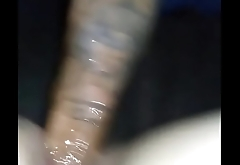 Blow Pop BBC sucking &amp_ squirting in the middle before a mouth full of Cum @SinCity Starr