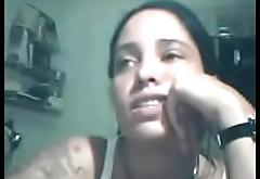 Daniela Ignacio Professora na Webcam