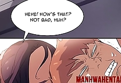 Wrestling With Mom Hentai