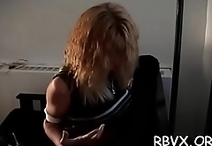 Slut gets orgasams whilst being forced to sit on vibrator