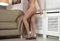 Blond Babe Dixie Love Has Amazing Tits